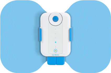 Bluetens Wireless Pack 2 Electrodes Surf 1 Butterfly