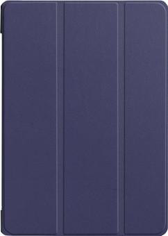 Just in Case Smart Tri-Fold Lenovo Tab E10 Book Case Blue