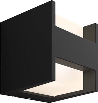 Philips Hue Fuzo outdoor wall lamp up / down