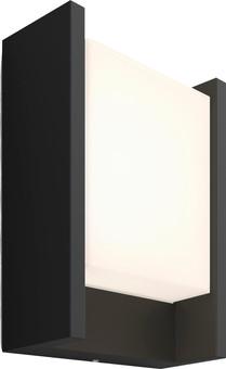 Philips Hue Fuzo exterior wall light rectangle