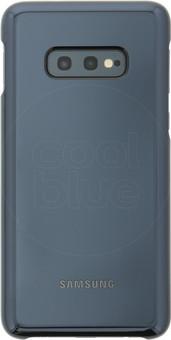 Samsung Galaxy S10e LED Cover Back Cover Black