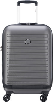 Delsey Segur 2.0 Business Front Pocket Spinner 55 cm Gray