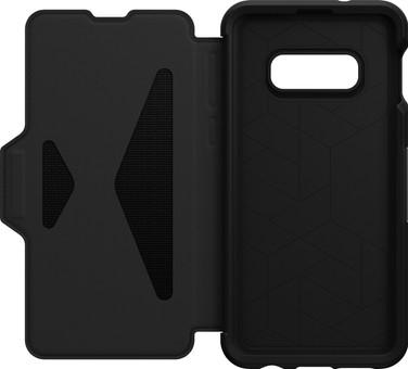 OtterBox Strada Samsung Galaxy S10e Book Case Black