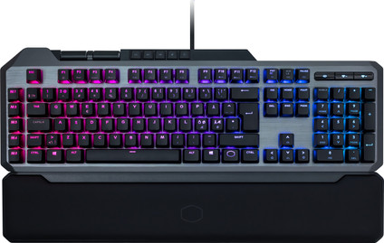 Cooler Master MK850 - Cherry Red Switch gaming keyboard QWERTY