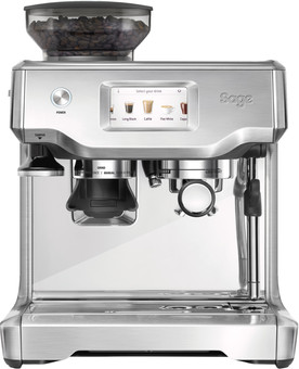Sage the Barista Touch Stainless Steel