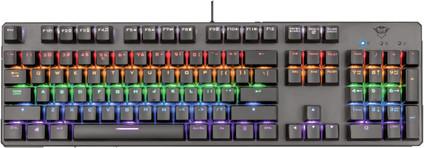 Trust GXT865 Asta Mechanical Gaming Keyboard