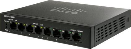 Cisco SG110D-08HP