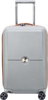 Delsey Turenne Premium Spinner 55cm Silver