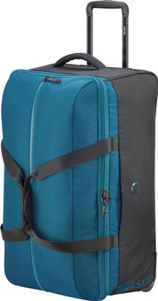 Delsey Egoa Trolley Duffle Bag 69cm Blue