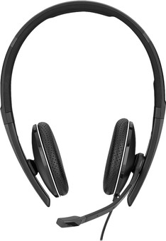 Sennheiser SC 165 Stereo Wired USB-C Office Headset