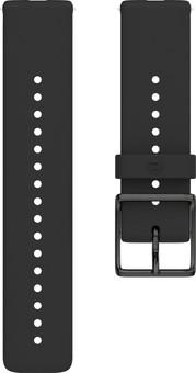 Polar Silicone Strap Black S 20mm