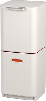 Joseph Joseph Intelligent Waste Totem 40 liters Light gray