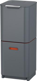 Joseph Joseph Intelligent Waste Totem 40 liters Dark gray