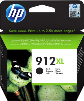 HP 912XL Cartridge Black