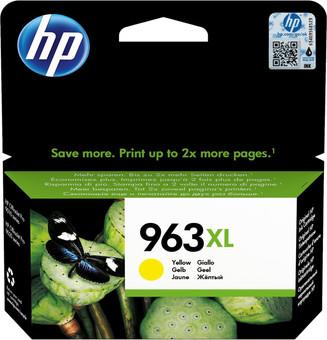 HP 963XL Cartridge Yellow
