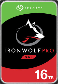 Seagate IronWolf Pro 16TB