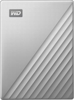 WD My Passport Ultra 4TB Silver