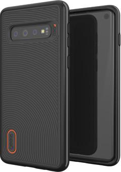 GEAR4 Battersea Samsung Galaxy S10 Back Cover Black