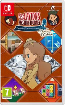 Layton's Mystery Journey Switch