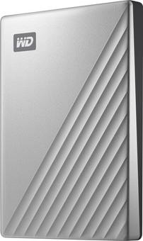 WD My Passport Ultra for Mac 4TB Silver