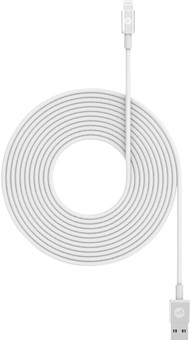 Mophie Usb A to Lightning Cable 3m White