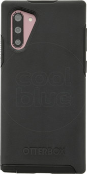 Otterbox Symmetry Samsung Galaxy Note 10 Back Cover Black