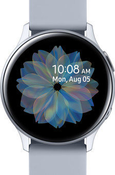 Samsung Galaxy Watch Active2 Silver 40mm Aluminum