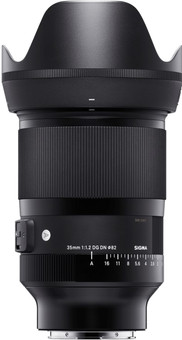 Sigma 35mm f/1.2 ART DG DN Sony E