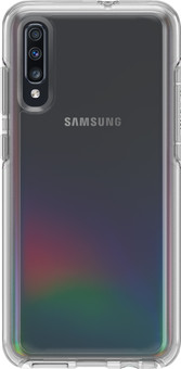 Otterbox Symmetry Samsung Galaxy A70 Back Cover Transparent
