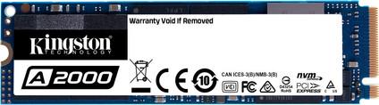 Kingston A2000 M.2 NVMe SSD 250GB