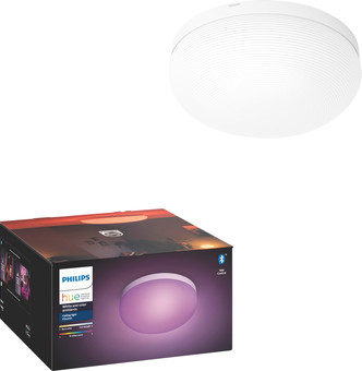 Philips Hue Flourish Ceiling Light White & Color White