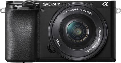 Sony Alpha A6100 + 16-50 mm f / 3.5-5.6 OSS