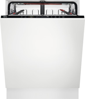 AEG FSE63617P / Built-in / Fully integrated / Niche height 82-90cm
