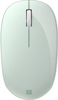 Microsoft Wireless Mouse Mint Green