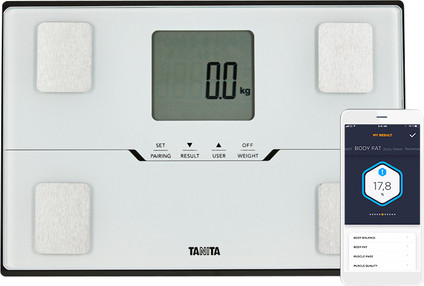 Tanita BC-401 White