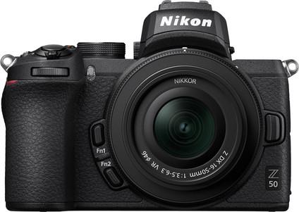 Nikon Z50 + 16-50mm f/3.5-6.3 VR + FTZ Adapter Kit