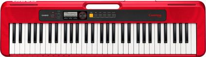 Casio Casiotone CT-S200 Red