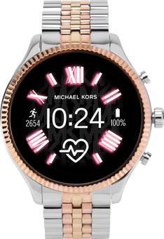 Michael Kors Access Lexington Gen 5 MKT5080 Silver/Rose Gold