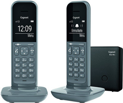 Gigaset CL390A Duo Gray