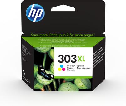 HP 303XL Cartridges Combo Pack