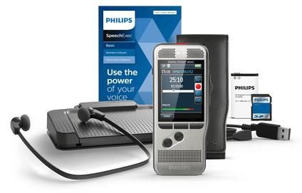 Philips PocketMemo Dictation Device DPM7000