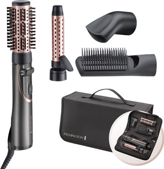 Remington Curl & Straight Confidence Curling Brush AS8606
