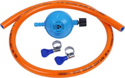 Cadac Gas Pressure Regulator and Hose CG 30mbar