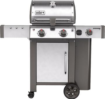Weber Genesis II LX S-240 GBS Stainless Steel