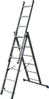 Alumexx 3-piece Reform Ladder 3x6