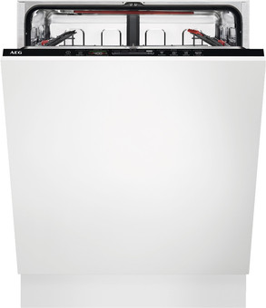 AEG FSE61607P / Built-in / Fully integrated / Niche height 82-90cm