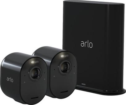 Arlo Ultra Black 4K Duo Pack