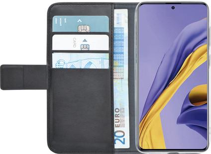 Azuri Wallet Samsung Galaxy A51 Book Case Black