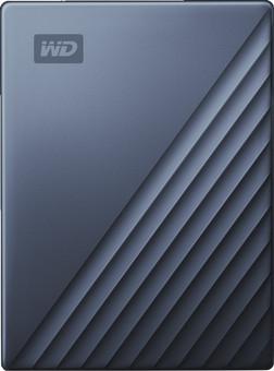 WD My Passport for Mac Type C 2TB Blue