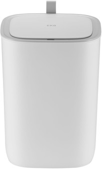 EKO Morandi Smart Sensor Trash Can 12L White